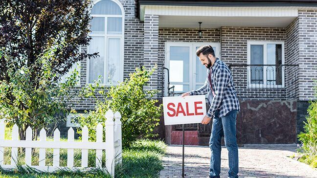 Property owner selling home without an agent