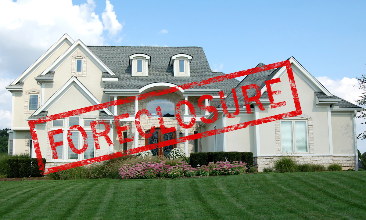 Can I sell my house before it goes to foreclosure?