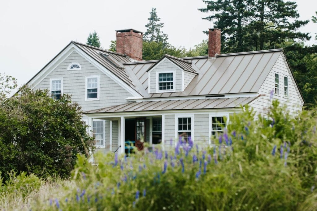 Inherited country style home